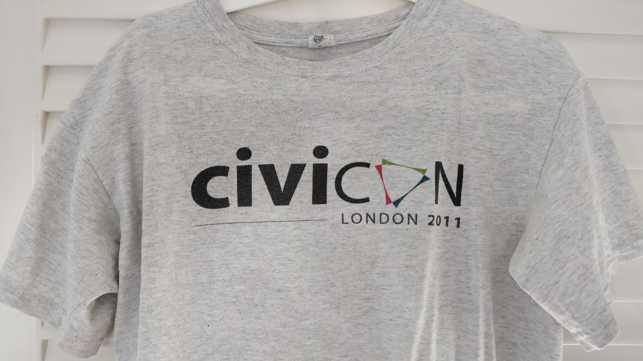 civicon t-shirt