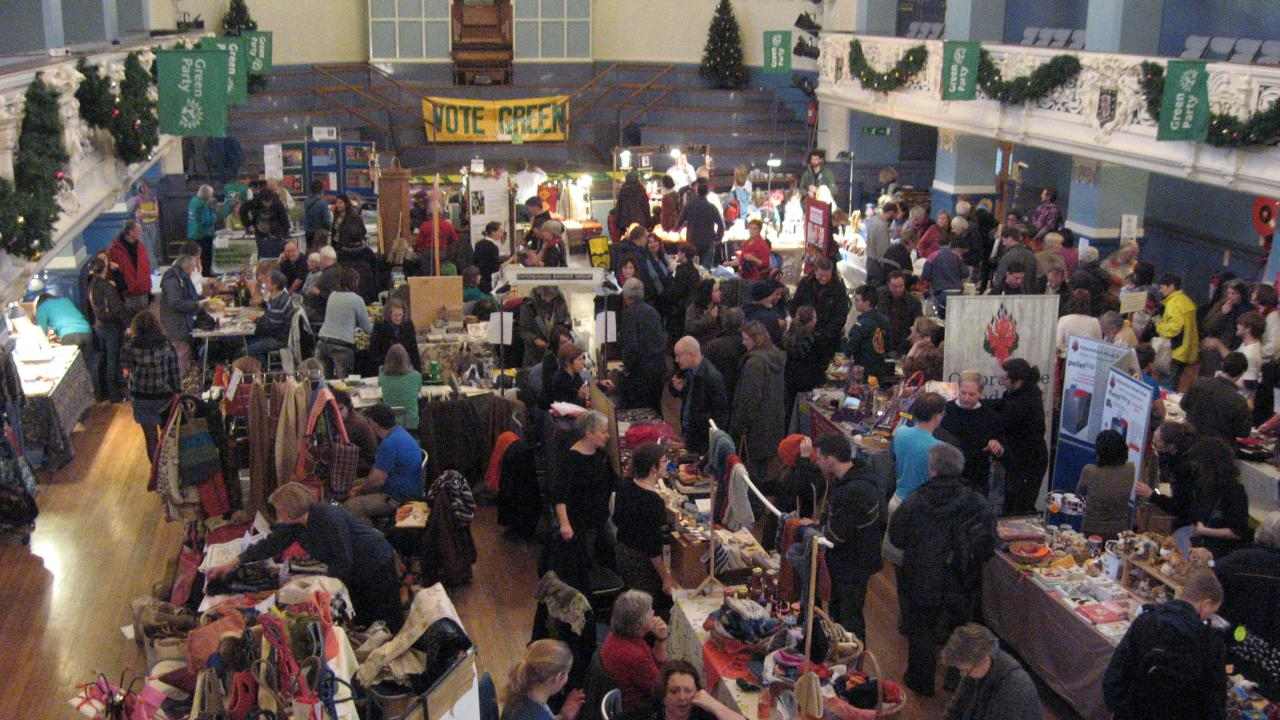 Oxford green fair, 2008
